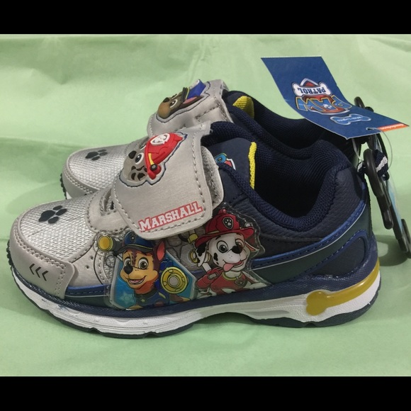 Nickelodeon Paw Patrol Boys/' Sneaker Light-up Shoes